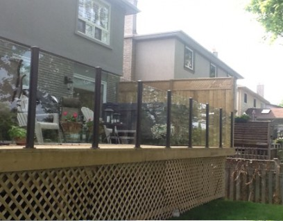 Outdoor Patio Railings- 2 May