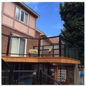 patio railings